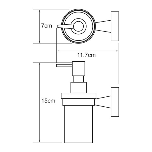 K-4099 Seifenspender, 170 ml